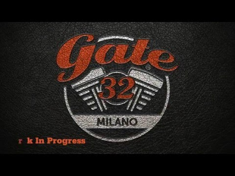 HD Gate32 Milano Work In Progress