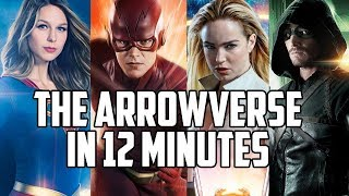 Video Complete Arrowverse Recap: Everything You Need to Know Before The Flash Returns MP3, 3GP, MP4, WEBM, AVI, FLV Mei 2019