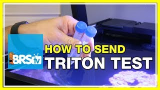 How to send a water sample for Triton ICP-OES testing? | BRStv How-To