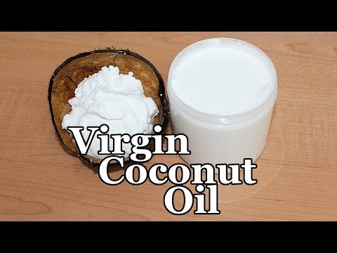 Virgin Coconut Oil | All Nigerian Recipes