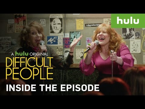 Inside The Episode: Candles • Difficult People on Hulu