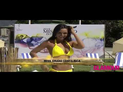 Best in swimsuit competition - Miss Grand International 2019. #MGI