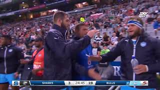Sharks v Bulls Rd.9 2018 Super Rugby video highlights