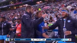 Sharks v Bulls Rd.9 2018 Super Rugby video highlights