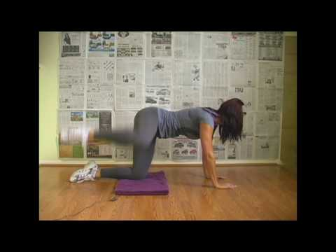 5 Min Super Legs Workout 1, Fitness Training, Exercise w/ Emmy
