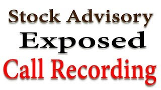 Indore stock advisory exposed ! fake advisory