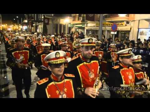 Recorrido procesional de la Hermandad de la Flagelación 2016