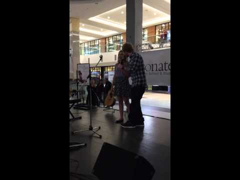 Ed Sheeran Surprises Fan With a Duet