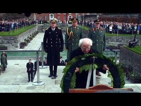 Ιρλανδία: 100 χρόνια από την Πασχαλινή Εξέγερση