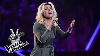 """The Voice of Poland VII – Anna Karwan – """"Jestem kamieniem"""" – Nokaut"""