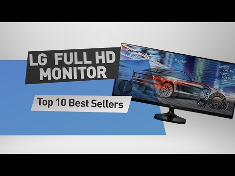 LG Full Hd Monitor Top 10 Best Sellers