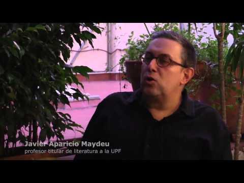Miquel de Palol i Javier Aparicio parlen del 'Libro de horas de Beirut', d'Amador Vega