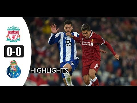 Liverpool Vs Porto 0-0 Extended Highlights 07/03/2018 HD