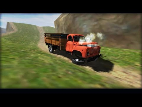Video of Truck Driver 3D
