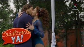 Continuando con la entrevista con Angelique Boyer y Sebastián Rulli la pareja dejo ver que vive más enamorada que nunca y nos dijeron que se sus ...