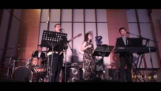 LOVE-Mylive Entertainment 【Coperate Live Band】马逸腾导演婚礼演唱
