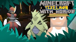 A SPOOKY GLITCH!! Minecraft Pixelmon Live with aDrive! by aDrive