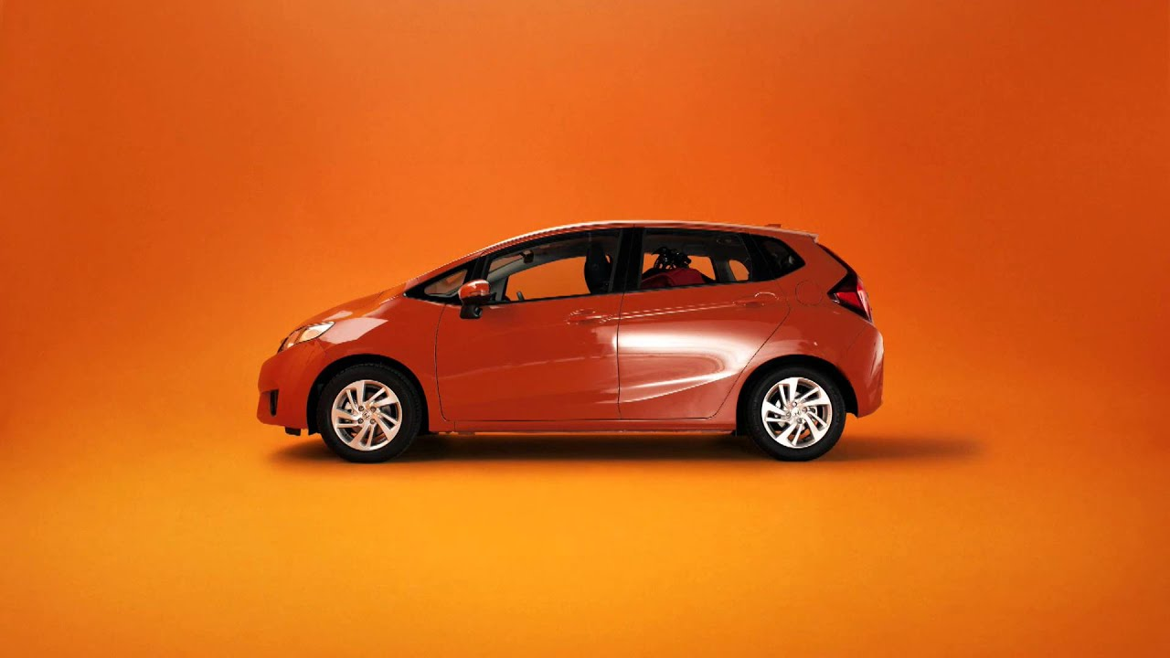 Clever Honda thinking | Jazz Space