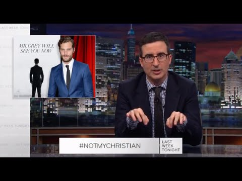 Last Week Tonight with John Oliver: Fifty Shades #NotMyChristian Apology (Web Exclusive)