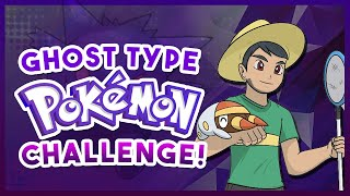 GHOST TYPE POKEMON CHALLENGE! Pokemon Quiz with aDrive! by aDrive