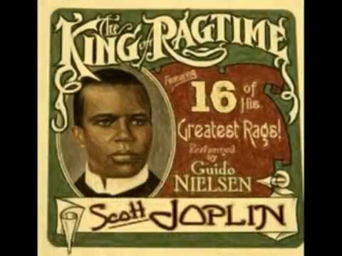 Scott Joplin – The Entertainer