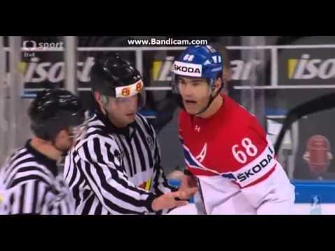 MS 2015 Česko - Kanada (Jordánův  gól)