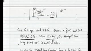 Mod-03 Lec-05 Cauchy's Theorem Part - II