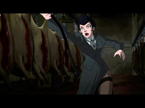 Selina Kyle & Batman vs Ripper | Batman: Gotham by Gaslight