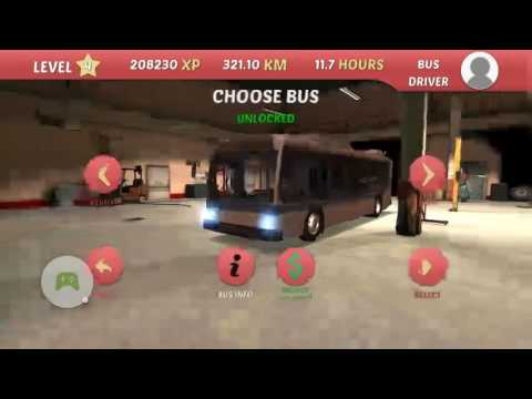 Bus simulator 2015 android New York route 3 with an Orion VII NG