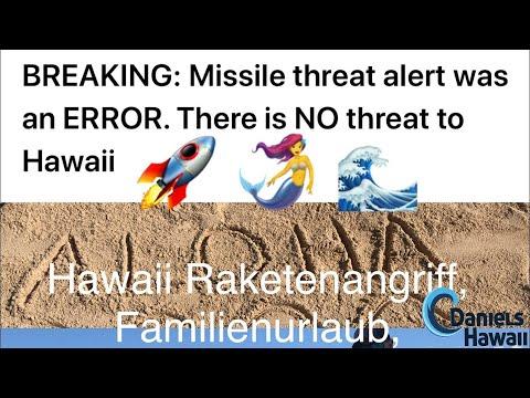 Live: Hawaii Urlaub planen, Raketen Angriff 🚀, Familienurlaub, Meerjungfrau 🧜♀️,Westseite Hotels