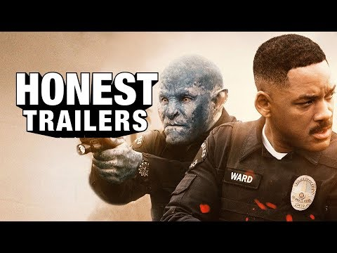 Honest Trailers Bright