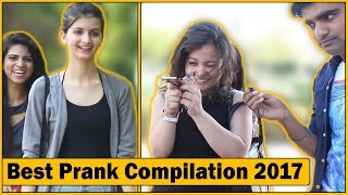 Video Best Pranks Of 2017 | Prank In India | The HunGama Films MP3, 3GP, MP4, WEBM, AVI, FLV Januari 2019
