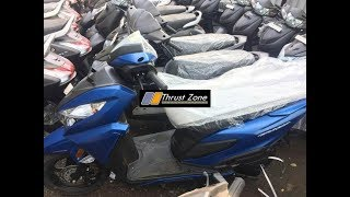 8. New Honda Grazia Scooter 125 CC  full review|| Booking started