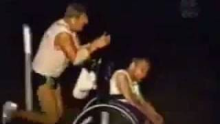 A Father's Love For His Son - Dick&Rick Hoyt - The Most Inspirational Video EVER!
