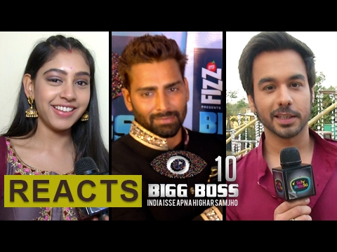 TV Celebs React On Manveer Gurjar Being BIGG BOSS