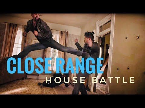 Close Range Fight Clip - House Battle