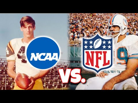 The experiment that ended HORRIBLY... A College vs. NFL game!