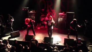 CANNIBAL CORPSE - Hudson Valley Deathfest (last two songs)