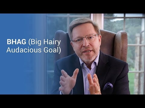 Why Visionary Companies Always Have a BHAG