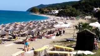 Larisa Greece  city photos gallery : LARISSA GREECE BEACHES : RAKOPOTAMOS AGIOKAMPOS VELIKA PALIOYRIA KOYTSOYPIA STOMIO KOKKINO NERO