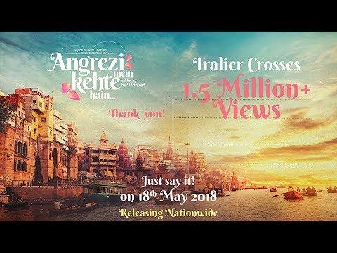 Angrezi Mein Kehte Hain - Trailer | Sanjay Mishra