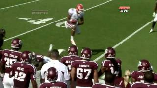 Jordan Reed vs Texas A&M (2012)