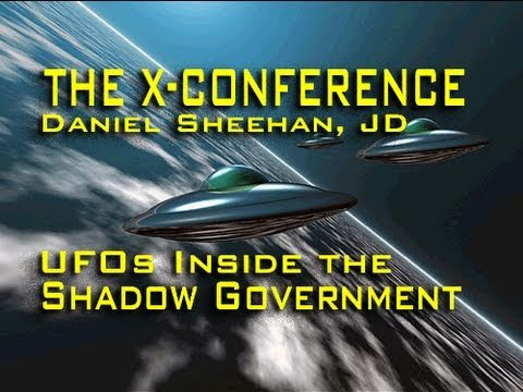 Exopolitics and ET Disclosure Policy - Daniel Sheehan, JD