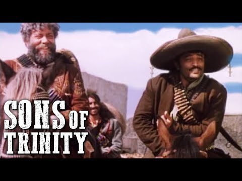 Sons of Trinity | WESTERN FILM | Classic Cowboy Movie | Free Western | Wild West | Full Length Movie