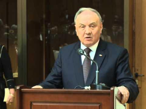 Президент Республики Молдова Николае Тимофти устроил прием  для дипломатического корпуса, аккредитованного в Кишинэу