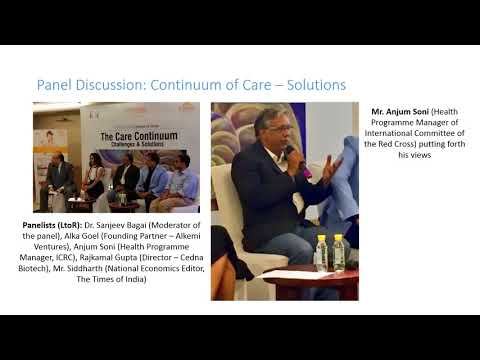 India Virtual Hospital: Care Continuum Event Series 1