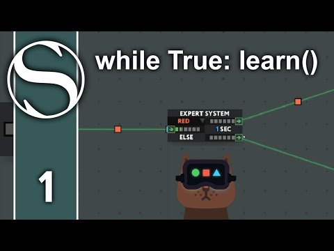 #1 How AI Takes Over The World - while True learn() - while True learn() Gameplay (видео)
