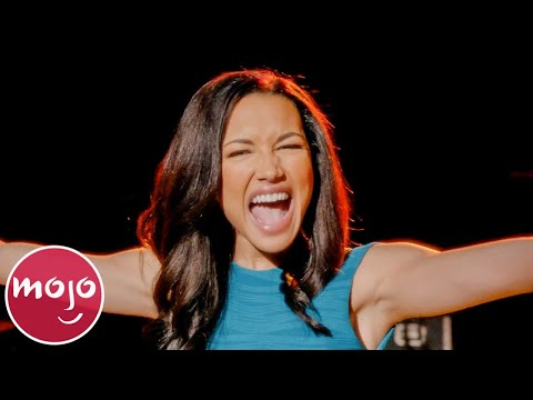 Top 10 Unforgettable Santana Moments on Glee
