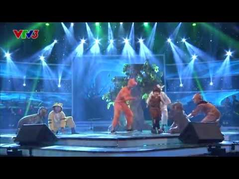 GALA Vietnam's Got Talent 2014 - NGÔ PHƯƠNG BÍCH NGỌC