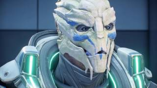 Why can we not play as any other race? This beginning set up was perfect to introduce the ability to play as any of the other races in the Mass Effect universe. Multiple Ark's and a Pathfinder for each Ark. I get that the Human Pathfinder is unique, but come on 4 games in and still playing as Humans.